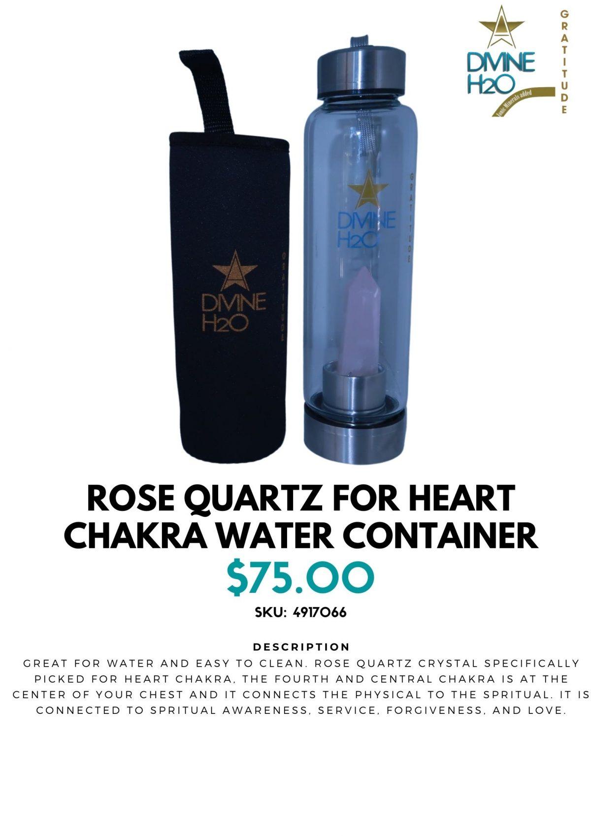 Chakra Water
