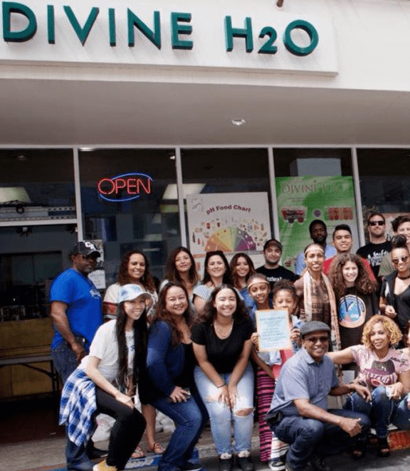 Divine H2O DIVINE HOMELESS PROJECT